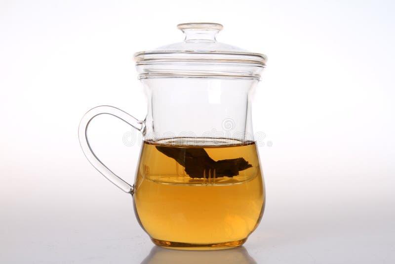 teapot γυαλιού στοκ φωτογραφία με δικαίωμα ελεύθερης χρήσης