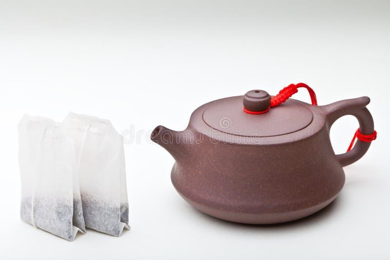 Teapot της Κίνας στοκ εικόνες με δικαίωμα ελεύθερης χρήσης