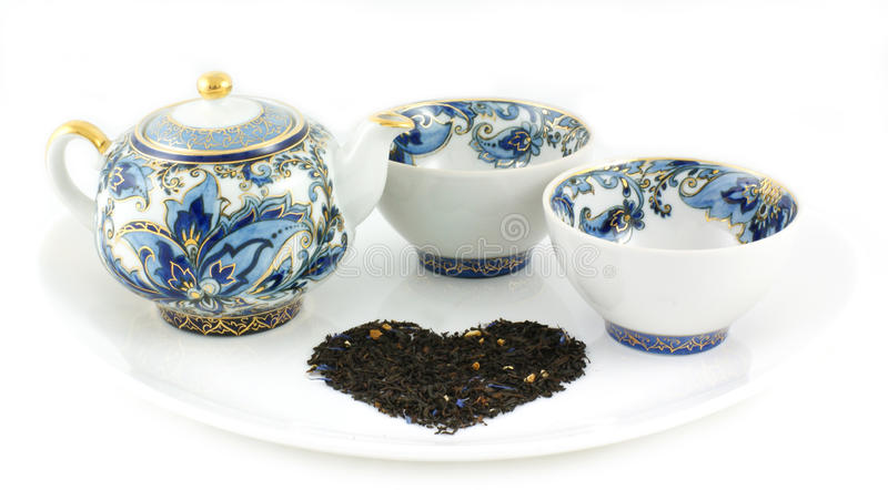 Teapot Royalty Free Stock Photo