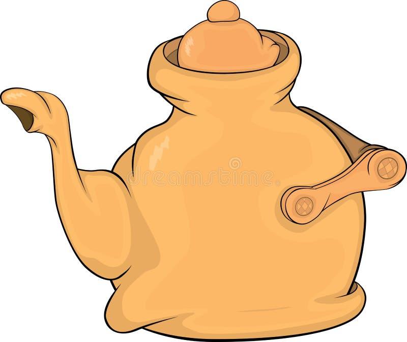 Download Teapot stock vector. Image of beverage, coffee, vintage - 24530242