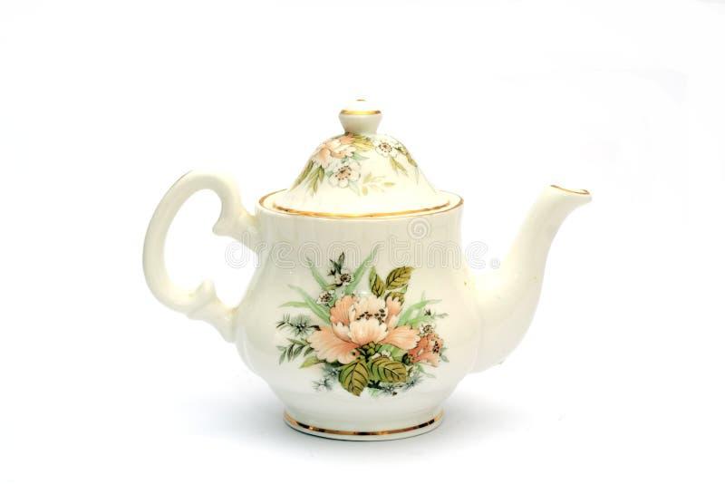 Download Teapot stock photo. Image of shiny, flowers, teapot, china - 26258344