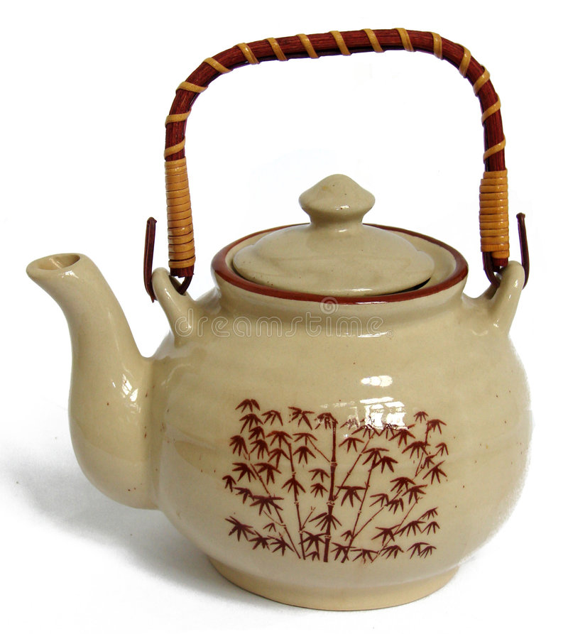 Free Teapot 3 Royalty Free Stock Images - 1445999