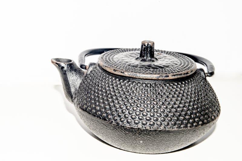 teapot arkivbild