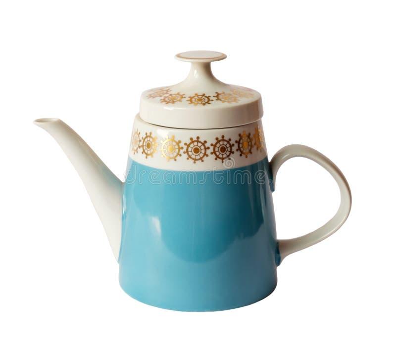 Teapot da porcelana fotos de stock royalty free