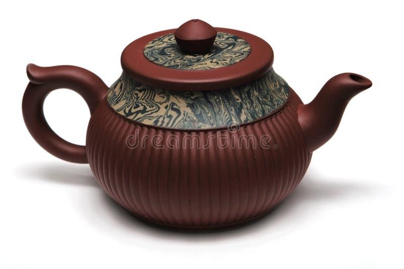 Teapot de Japão fotos de stock