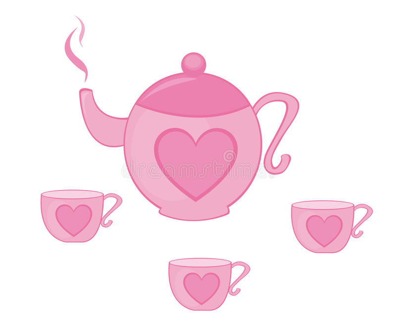Download Teapot And Tea Cup Stock Photos - Image: 21470863