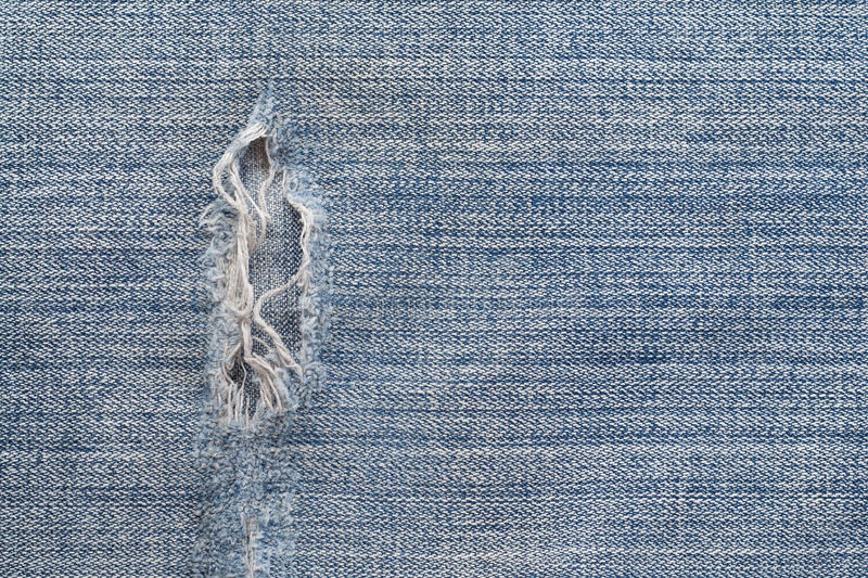 Download Tear jean stock image. Image of blue, skirt, jean, cotton - 18051303