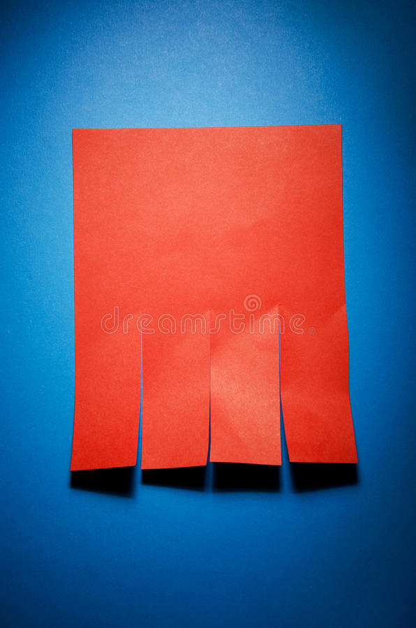 Download Tear off paper notice stock image. Image of memo, sale - 23498539