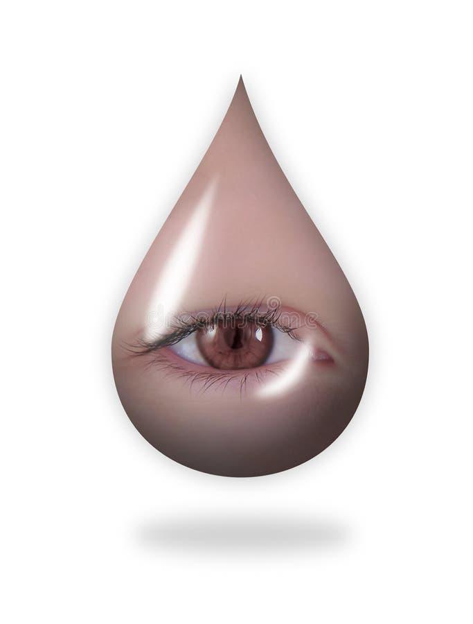 Teardrop Стоковые Изображения RF