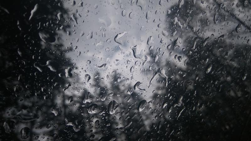 ~Tears of Rain~ stock images
