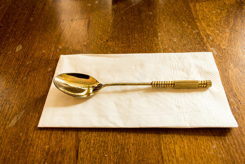 teaspoon στοκ φωτογραφίες με δικαίωμα ελεύθερης χρήσης