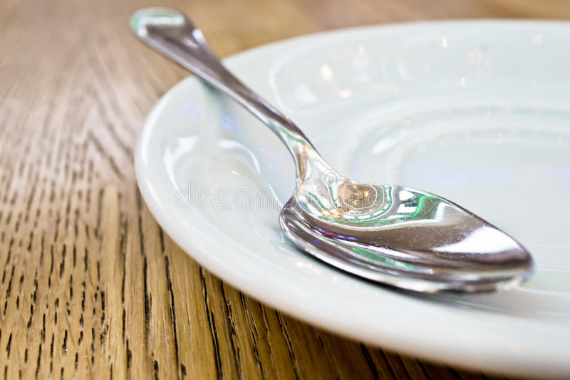 teaspoon στοκ φωτογραφία με δικαίωμα ελεύθερης χρήσης