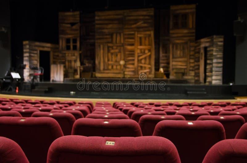 teater arkivbilder