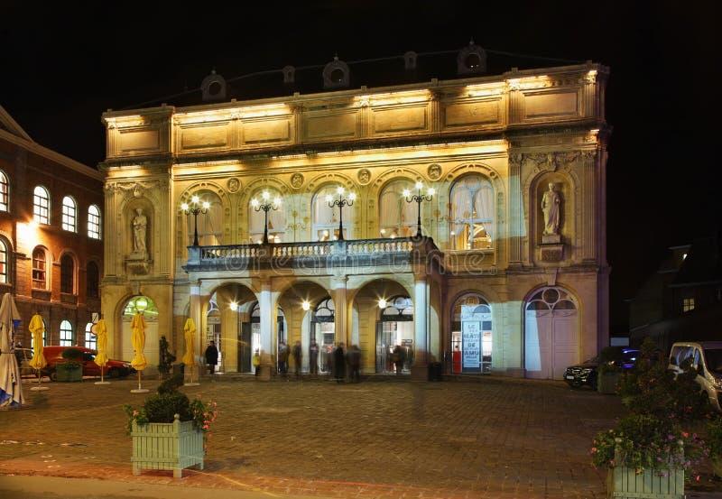 Teater i den Namur staden _ royaltyfri bild
