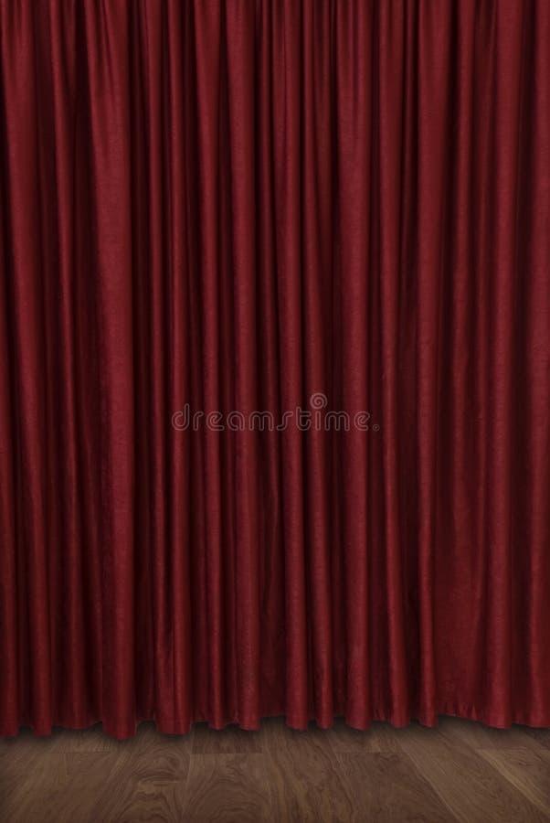 Teatergardin royaltyfri bild