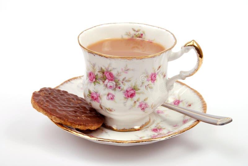 teatime στοκ φωτογραφία με δικαίωμα ελεύθερης χρήσης