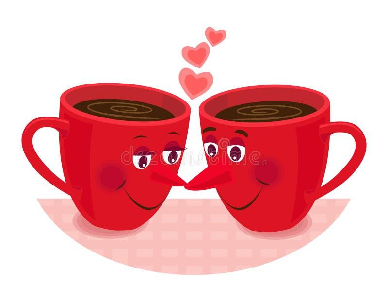 Teatime Romance Stock Photography