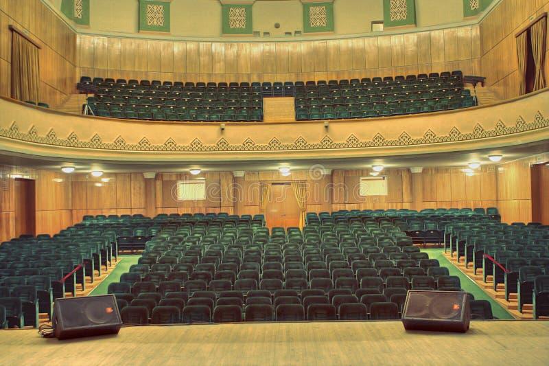 teatr zdjęcie royalty free