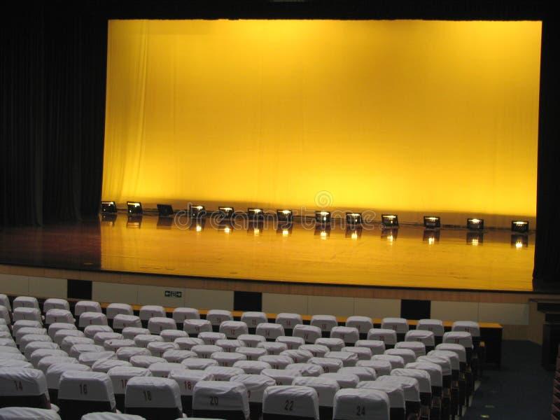 teatr obrazy stock