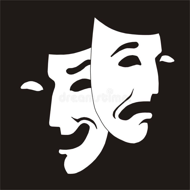 teatr ilustracja wektor