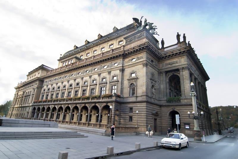 teatr narodowy obraz stock