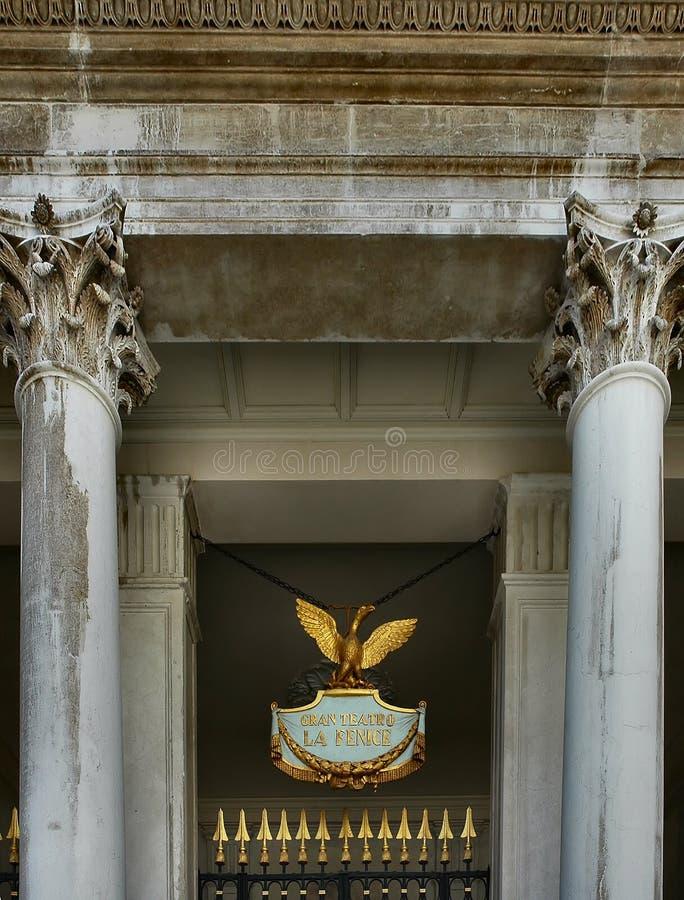 teatr włoski obraz royalty free