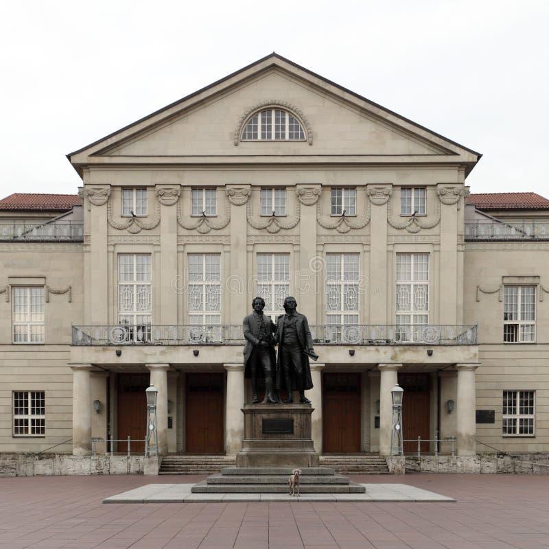 teatr Weimar obrazy royalty free