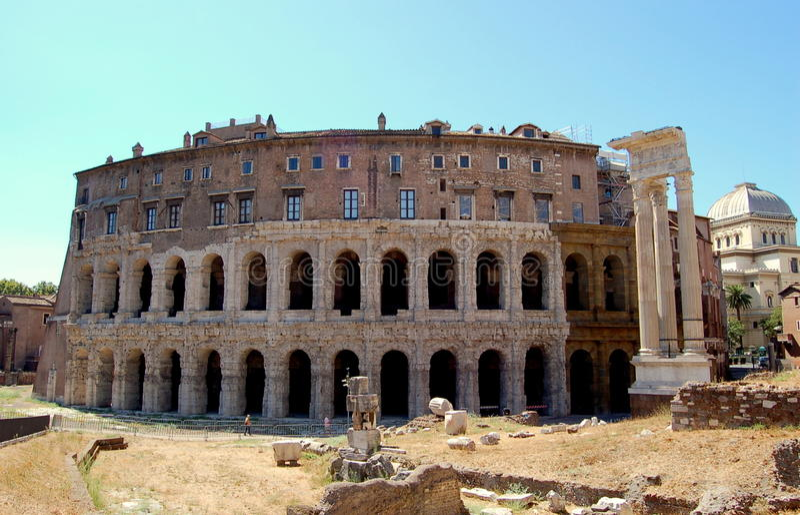 Download Teatro马尔塞洛 库存图片. 图片 包括有 刷新, 的treadled, 罗马, 公园, marcello - 72362319