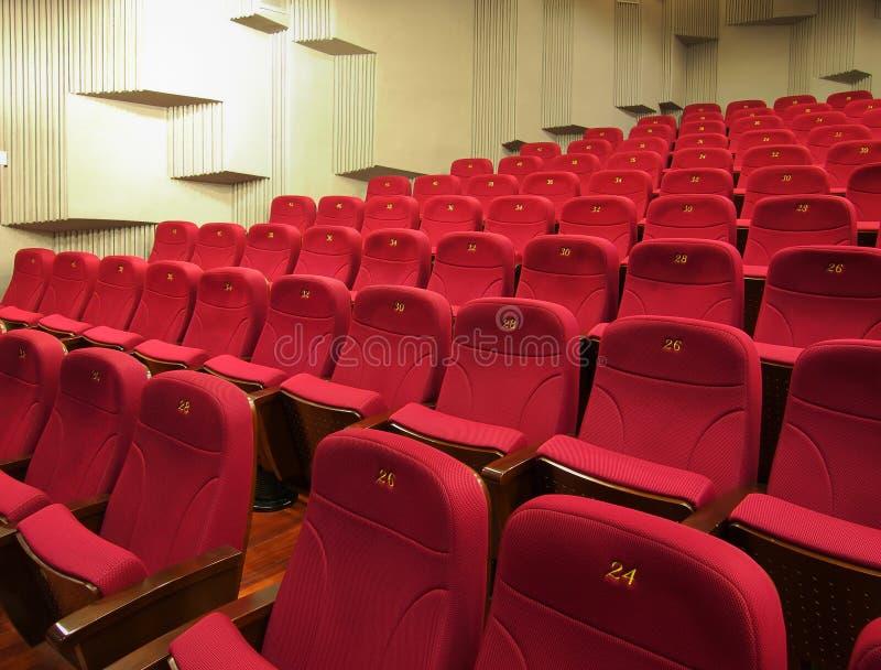 Teatro imagem de stock