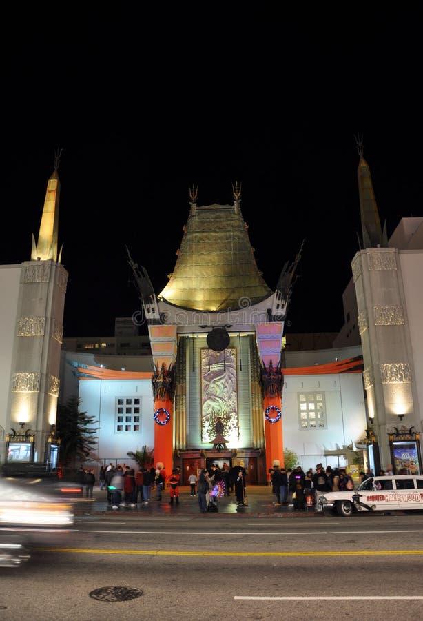Teatro chinês foto de stock royalty free