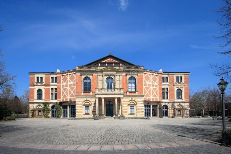Teatro da ópera imagens de stock