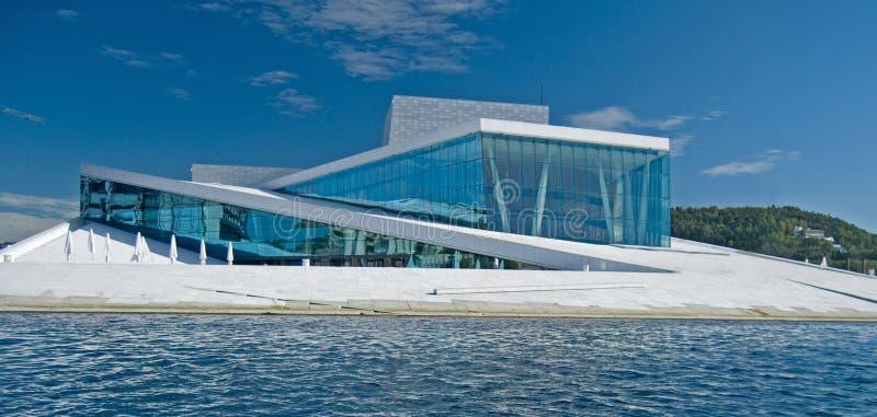 Teatro da ópera Oslo