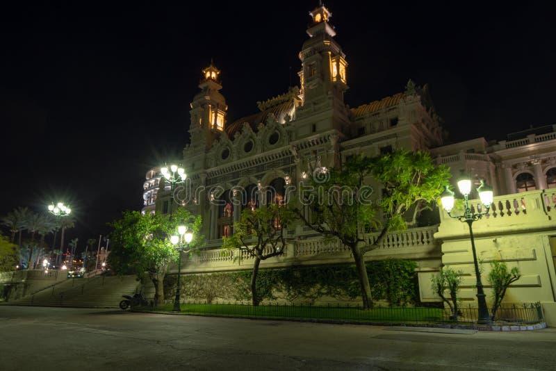 Teatro da ?pera de Monte - de Carlo imagem de stock royalty free