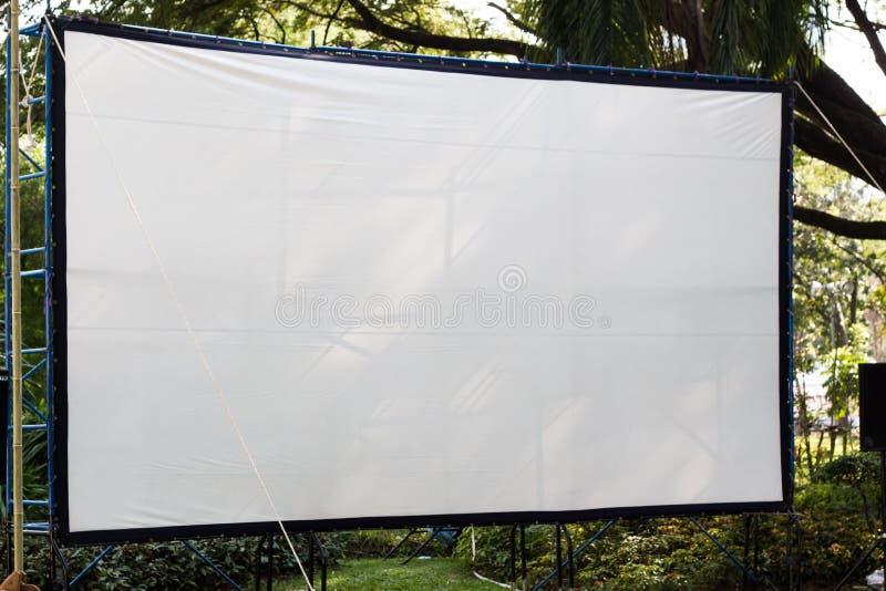 Teatro de filmes exterior do cinema fotos de stock