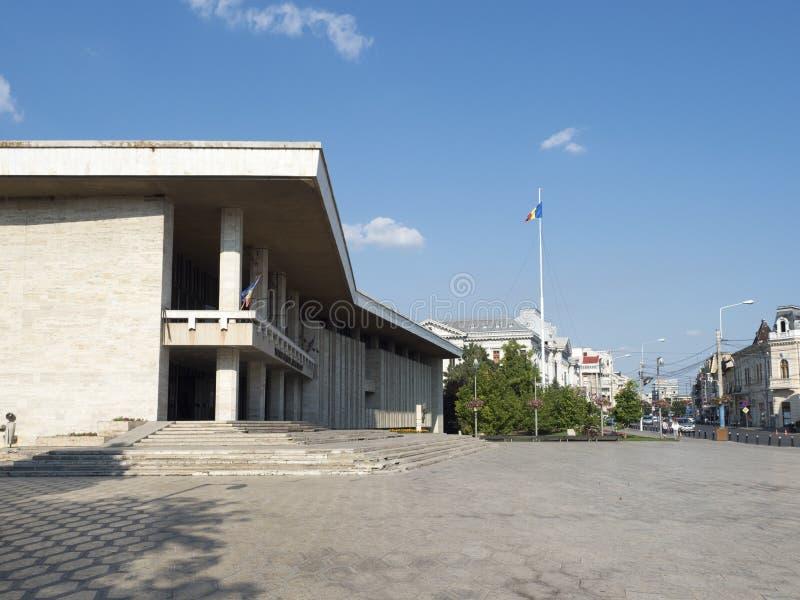 Teatro de Marin Sorescu, Craiova, Rumania fotos de archivo