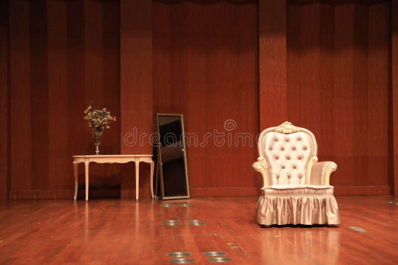Teatro dell'opera classico fotografia stock
