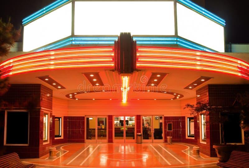 Teatro della torretta a Sacramento fotografie stock libere da diritti