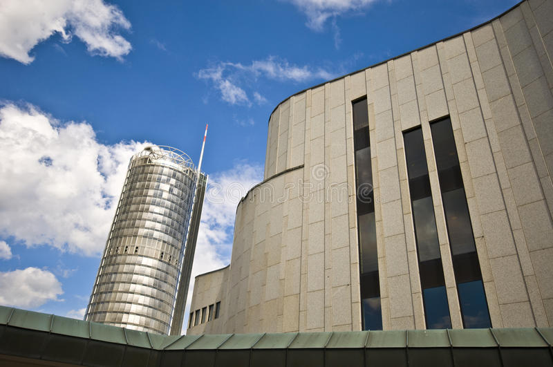 Teatro di Aalto immagini stock