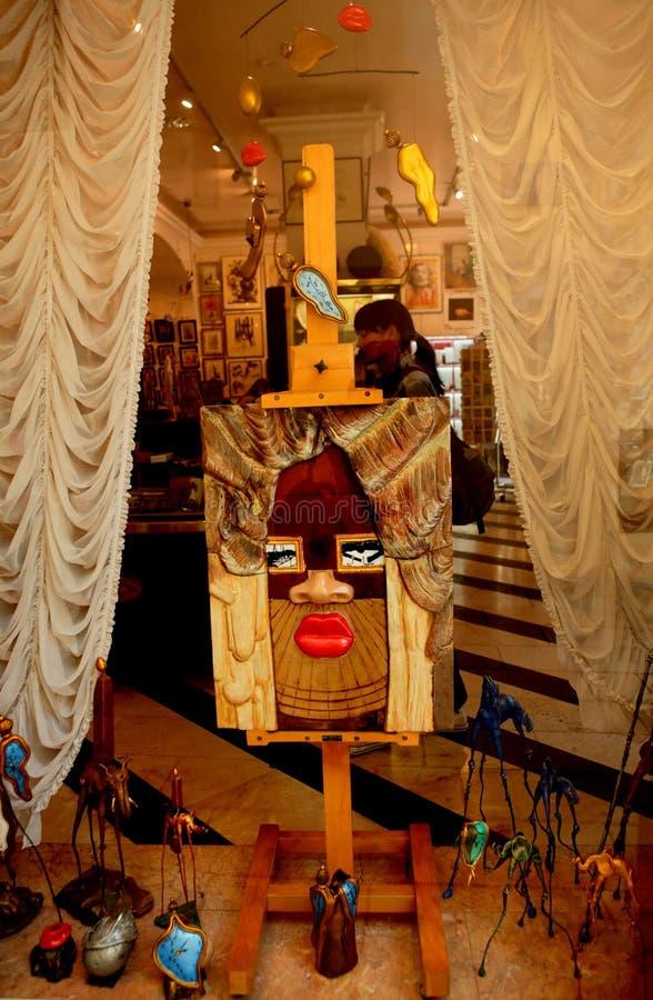 Teatro e museo di Dalà immagine stock