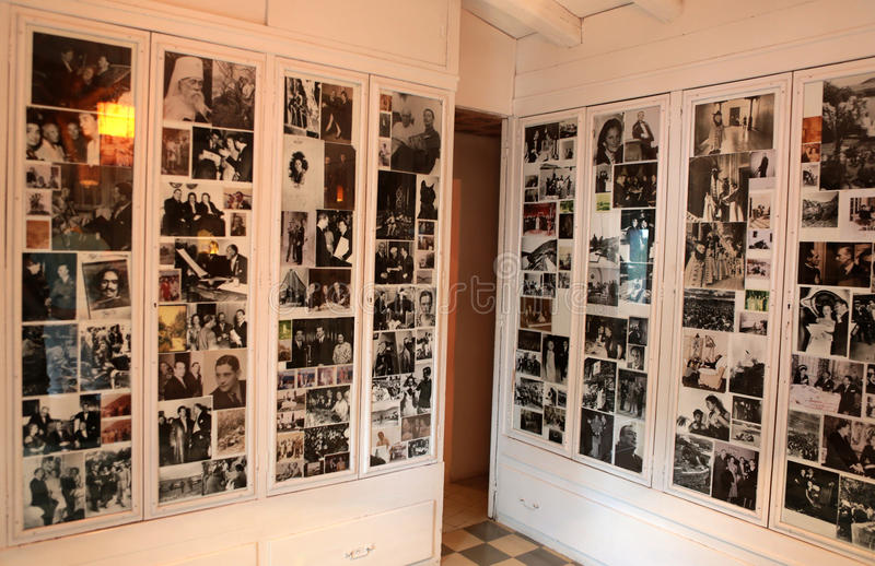 Teatro e museo di Dalà fotografia stock libera da diritti