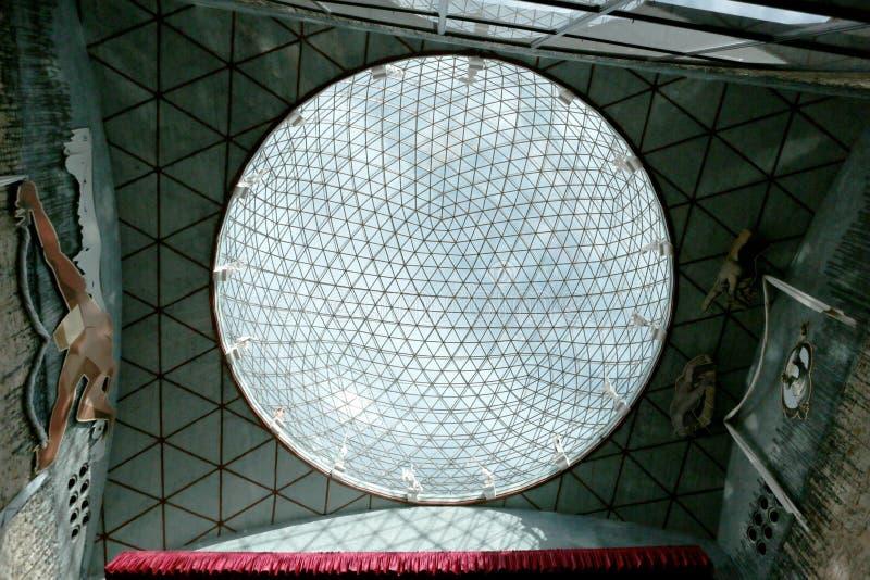 Teatro e museu de Dalà imagens de stock
