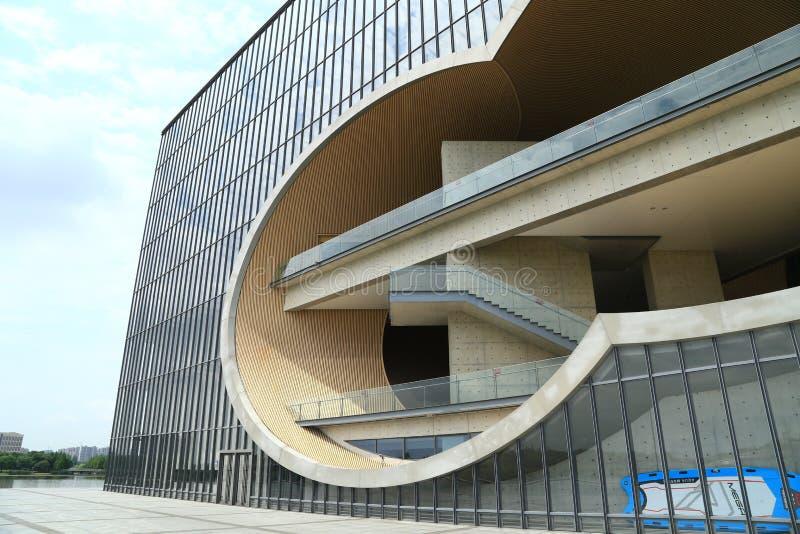 Teatro grande poli de Shanghai foto de stock royalty free