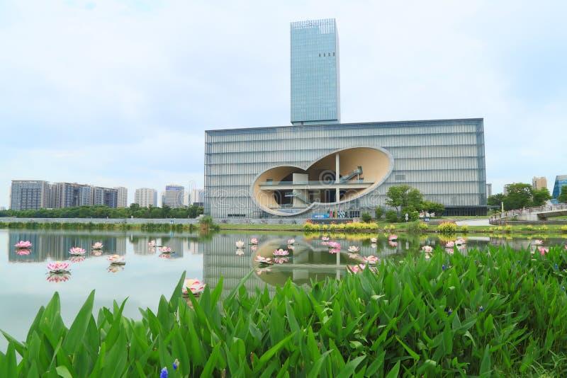 Teatro grande poli de Shanghai fotos de stock