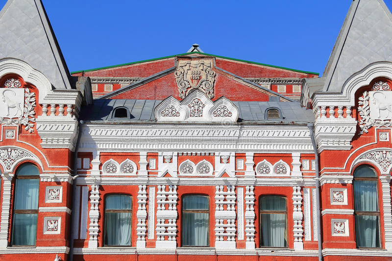 Teatro histórico imagens de stock royalty free