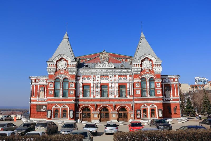 Teatro histórico foto de stock royalty free