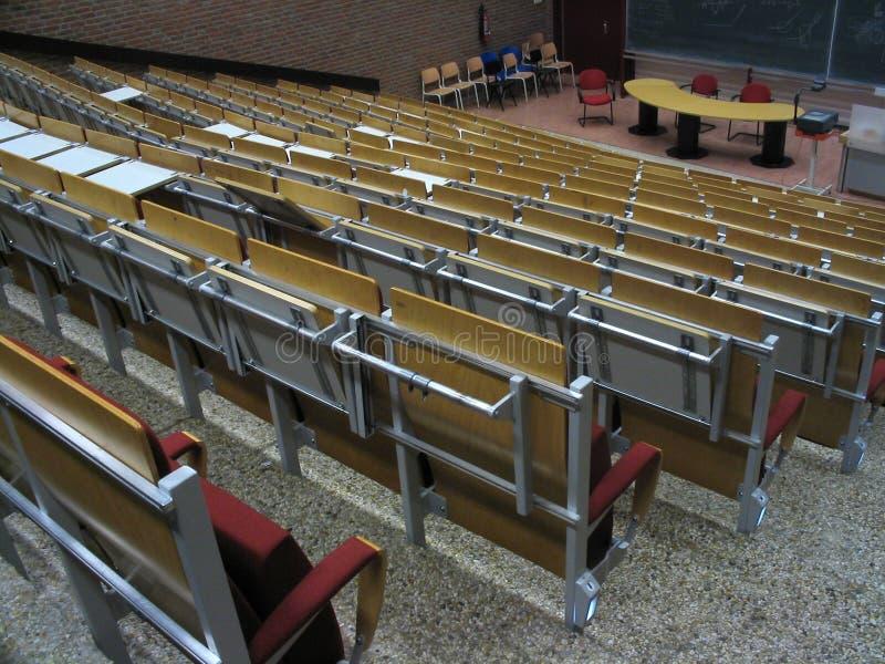 Teatro I dell'istituto universitario immagine stock libera da diritti