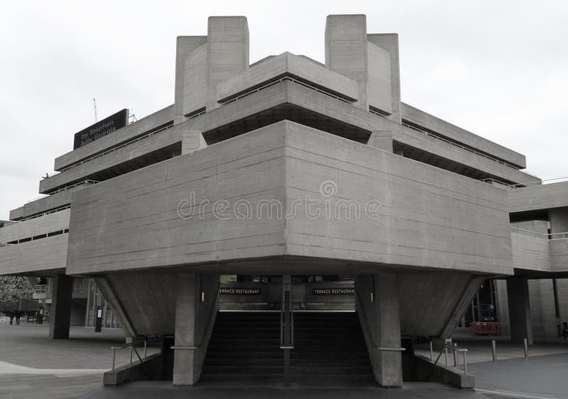 Teatro nazionale reale a Londra immagini stock