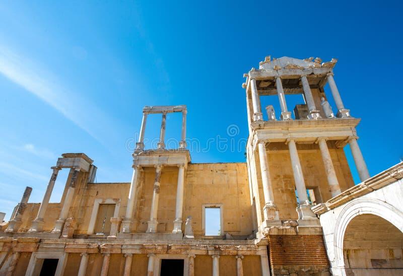 Teatro romano de Plovdiv foto de archivo libre de regalías