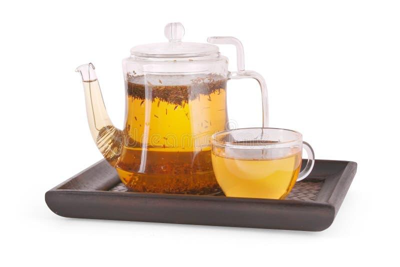 Download Teaware Set Royalty Free Stock Images - Image: 17628169