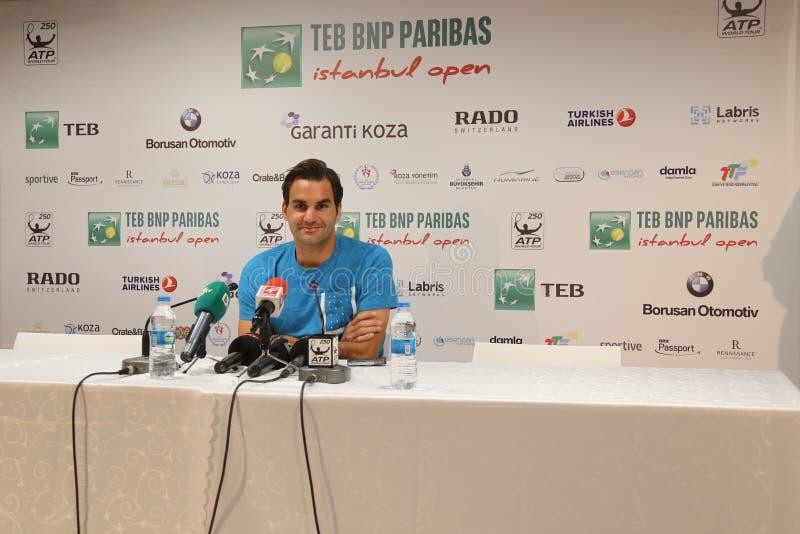 Download TEB BNP Paribas Open Istanboel Redactionele Foto - Afbeelding bestaande uit sporten, spel: 54084441